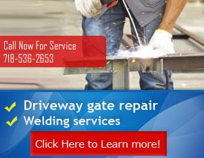Contact Us | 718-536-2653 | Gate Repair Westchester, NY